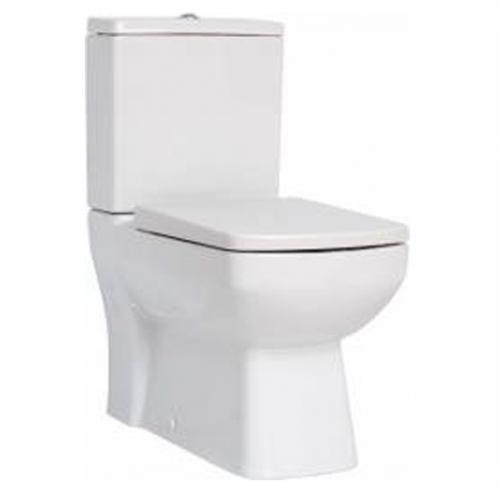 Комплект тоалет със задно оттичане