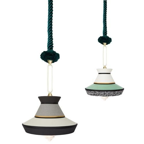 Висящи лампи CALYPSO - CONTARDI