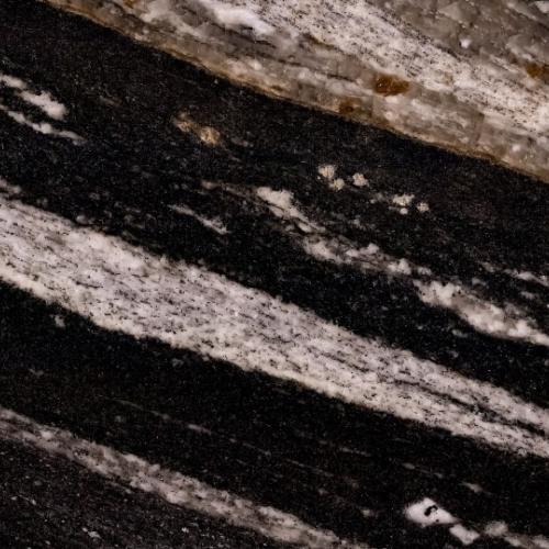 Гранит ZEBRA BLACK - BAGNARA