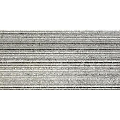 Стенни плочки KLIF 3D ROW SILVER 40х80