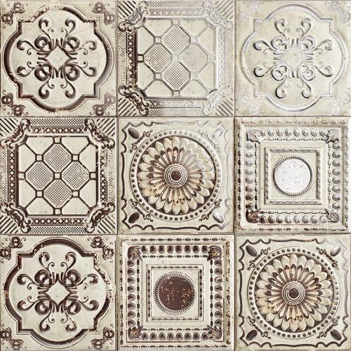 Стенни плочки ANTICATTO WHITE 20х20