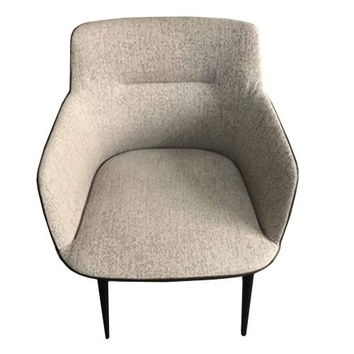 Трапезарен стол със сива фронтална част