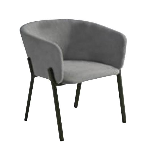 Текстилен трапезарен стол
