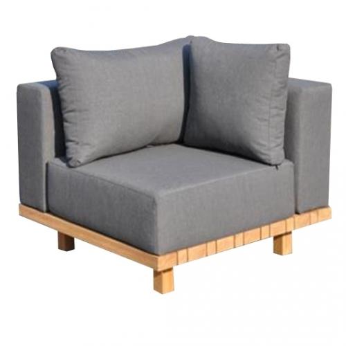 Ъглов модул за диван, централен