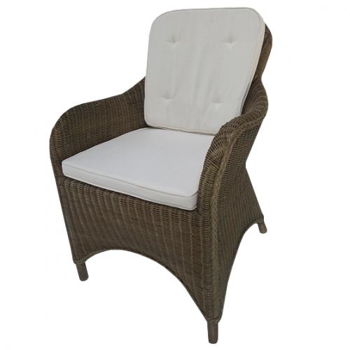 Градинско ратаново кресло
